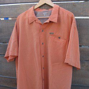 Men's Columbia Travel Shirt XL